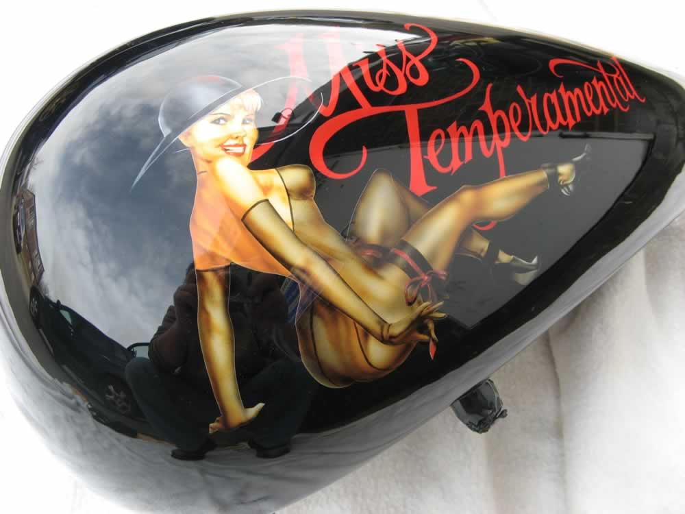 Miss Temperamental