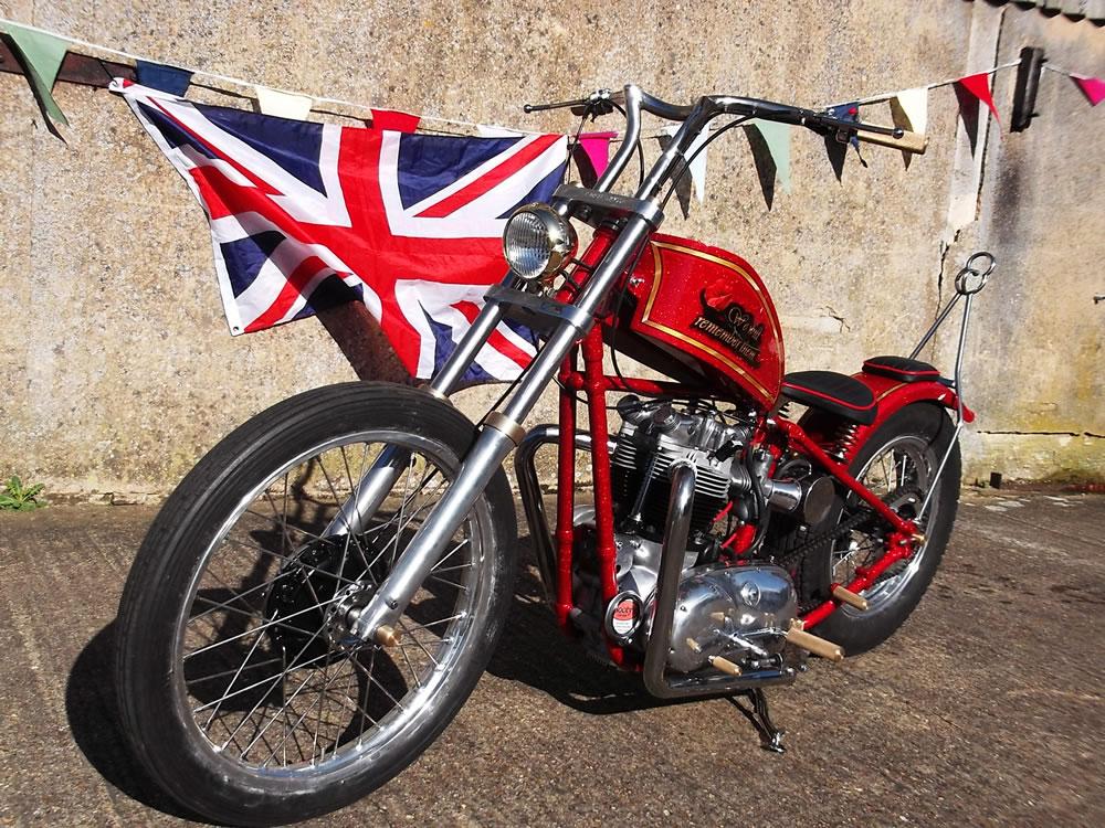 The Poppy Bike